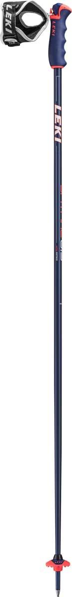 Leki Spitfire S Ski Pole Blue 2019