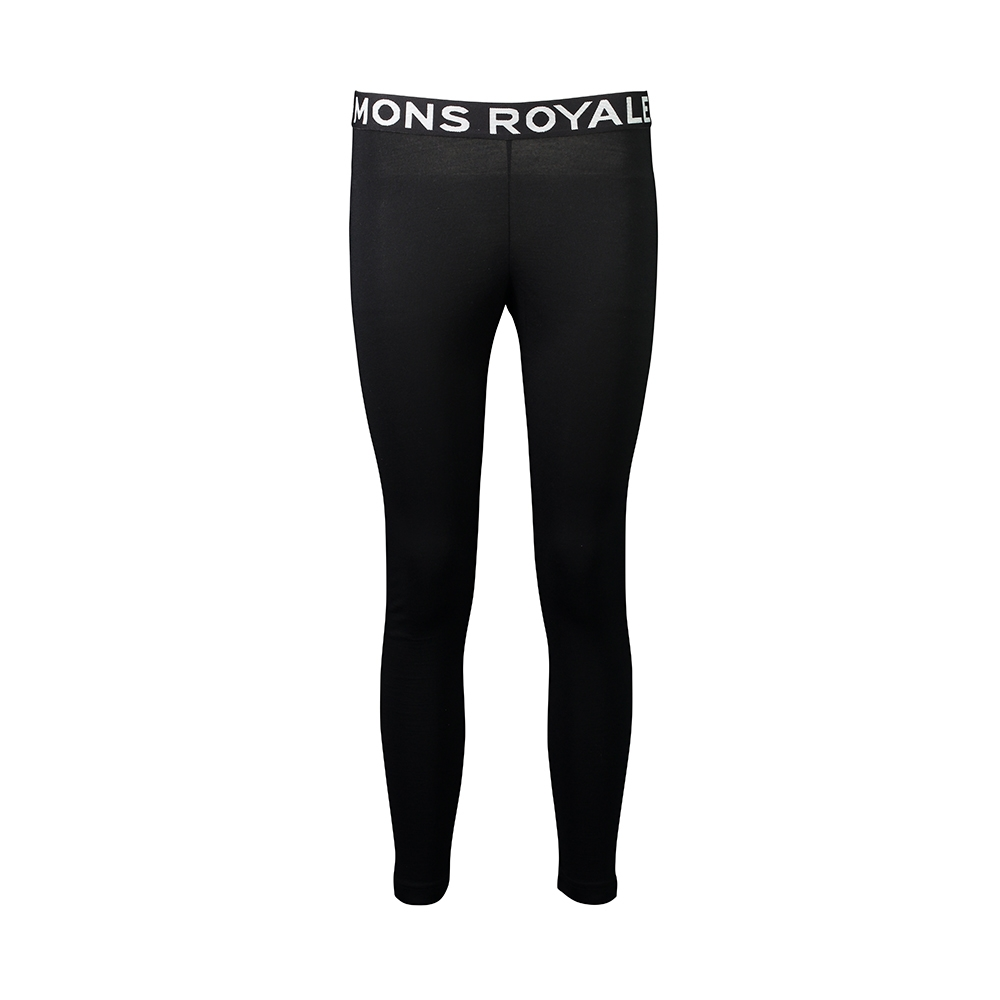 Mons Royale Christy Legging Black 2019