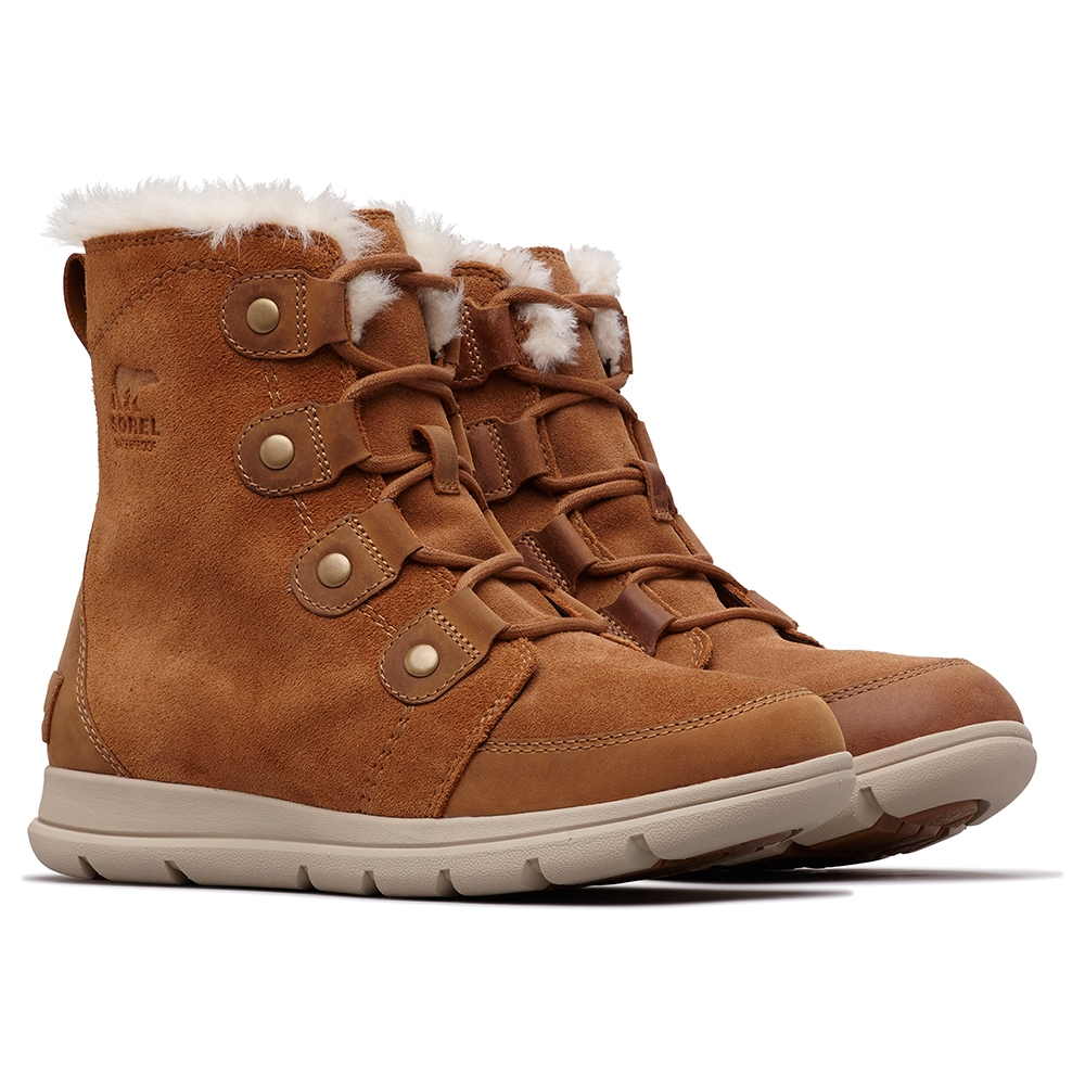 Sorel Explorer Joan Boot Camel Brown 2019