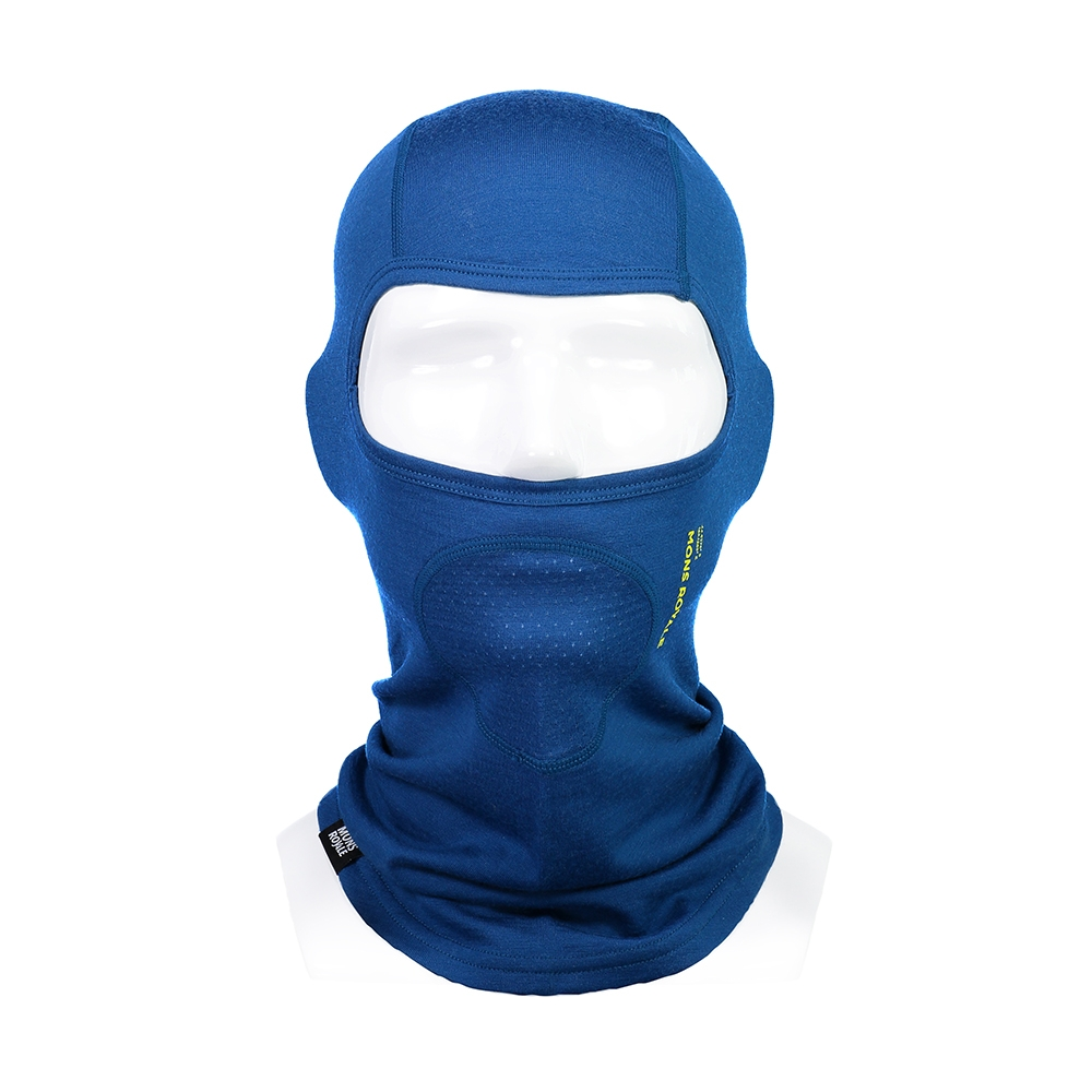 Mons Royale Olympus Tech Balaclava Oily Blue 2019