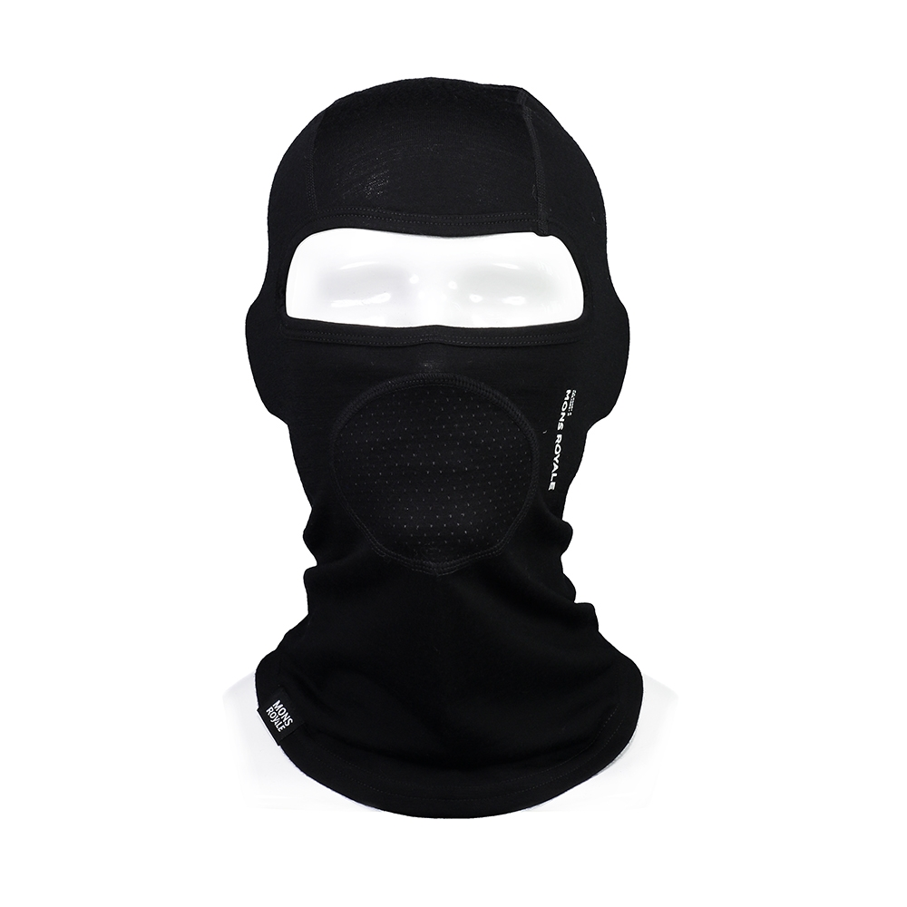 Mons Royale Olympus Tech Balaclava Black 2019