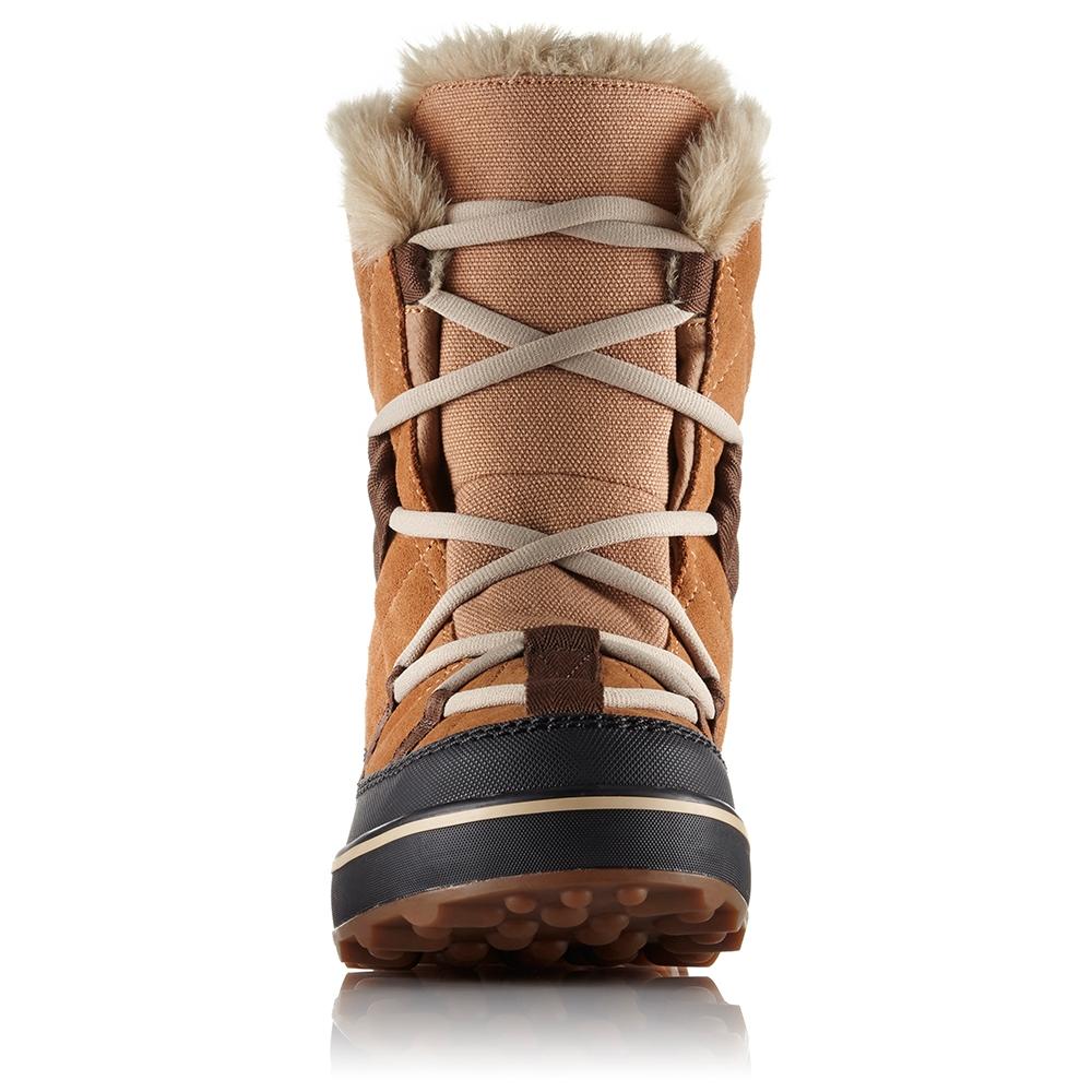 Sorel Glacy Explorer Shortie Boot Elk 2019