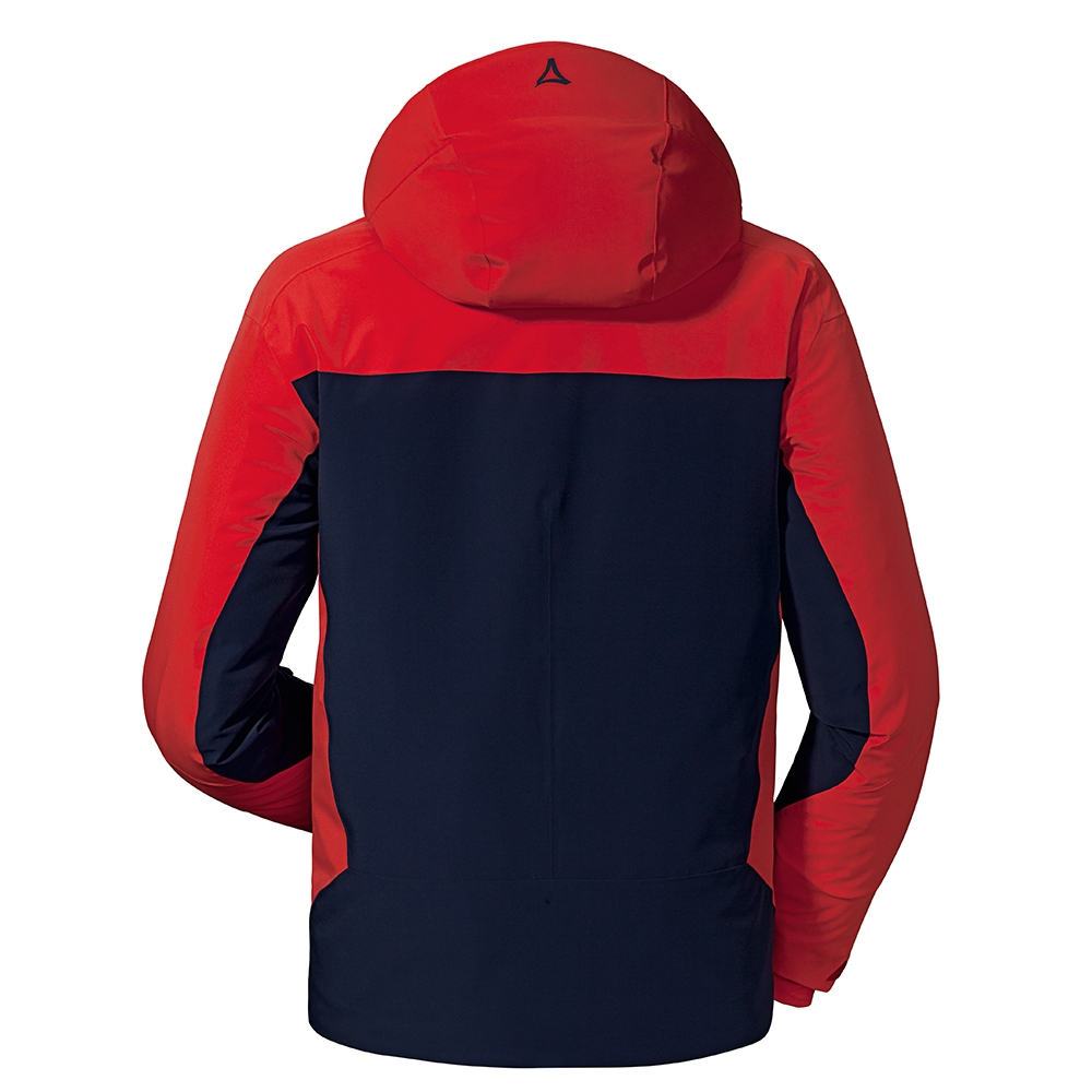 Schoffel Arlberg2 Jacket Black/Red 2019