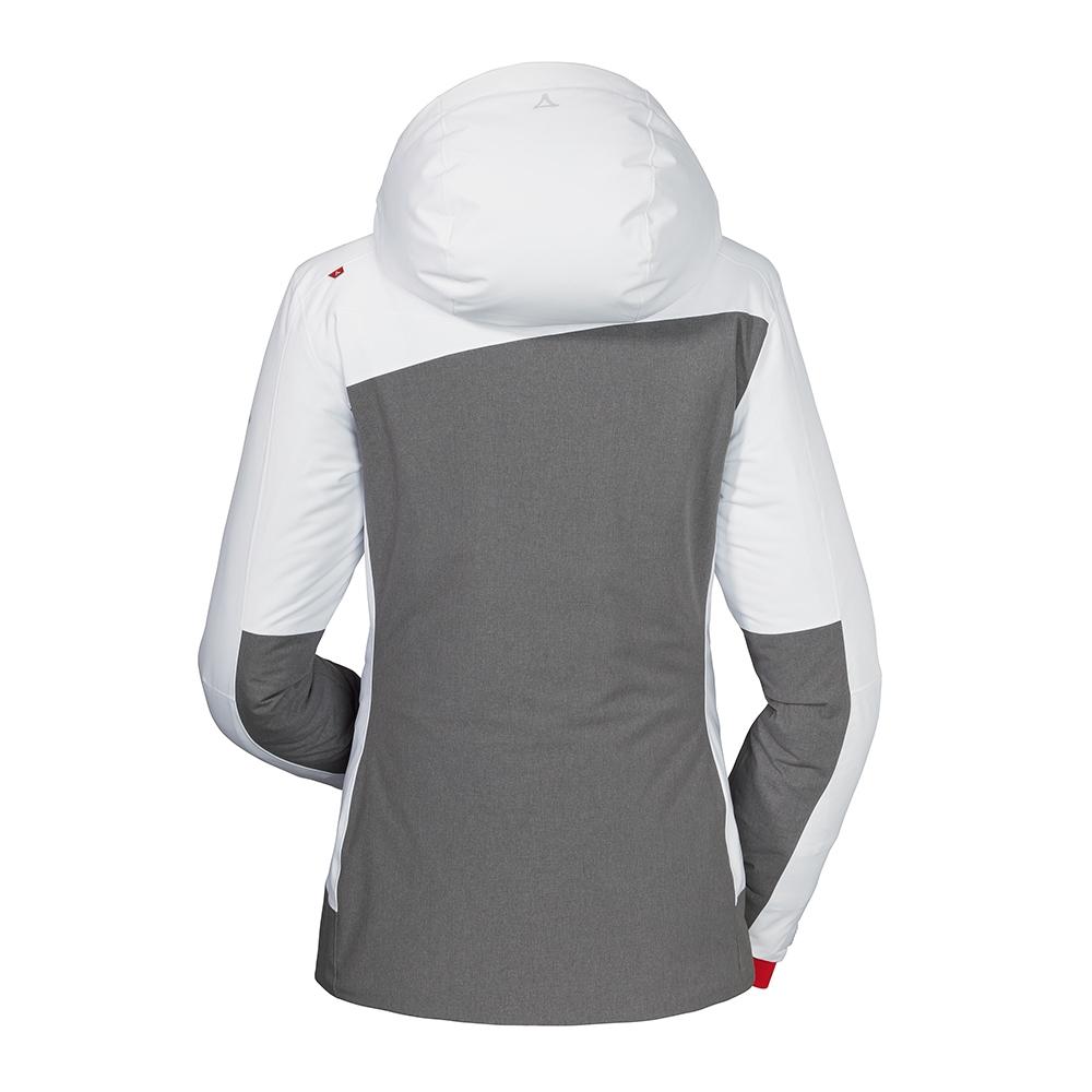 Schoffel Marseille2 Ski Jacket White/Grey 2019