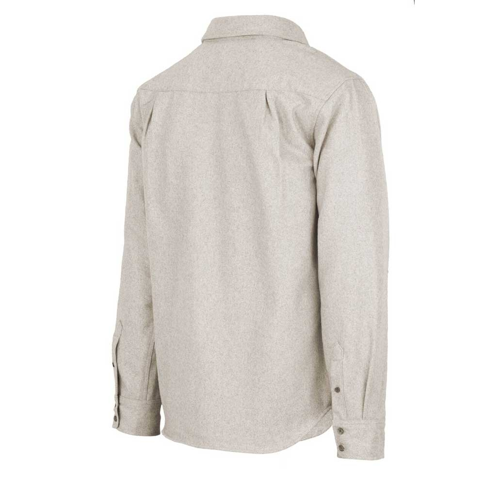 Picture Colton Shirt Grey Melange 2019