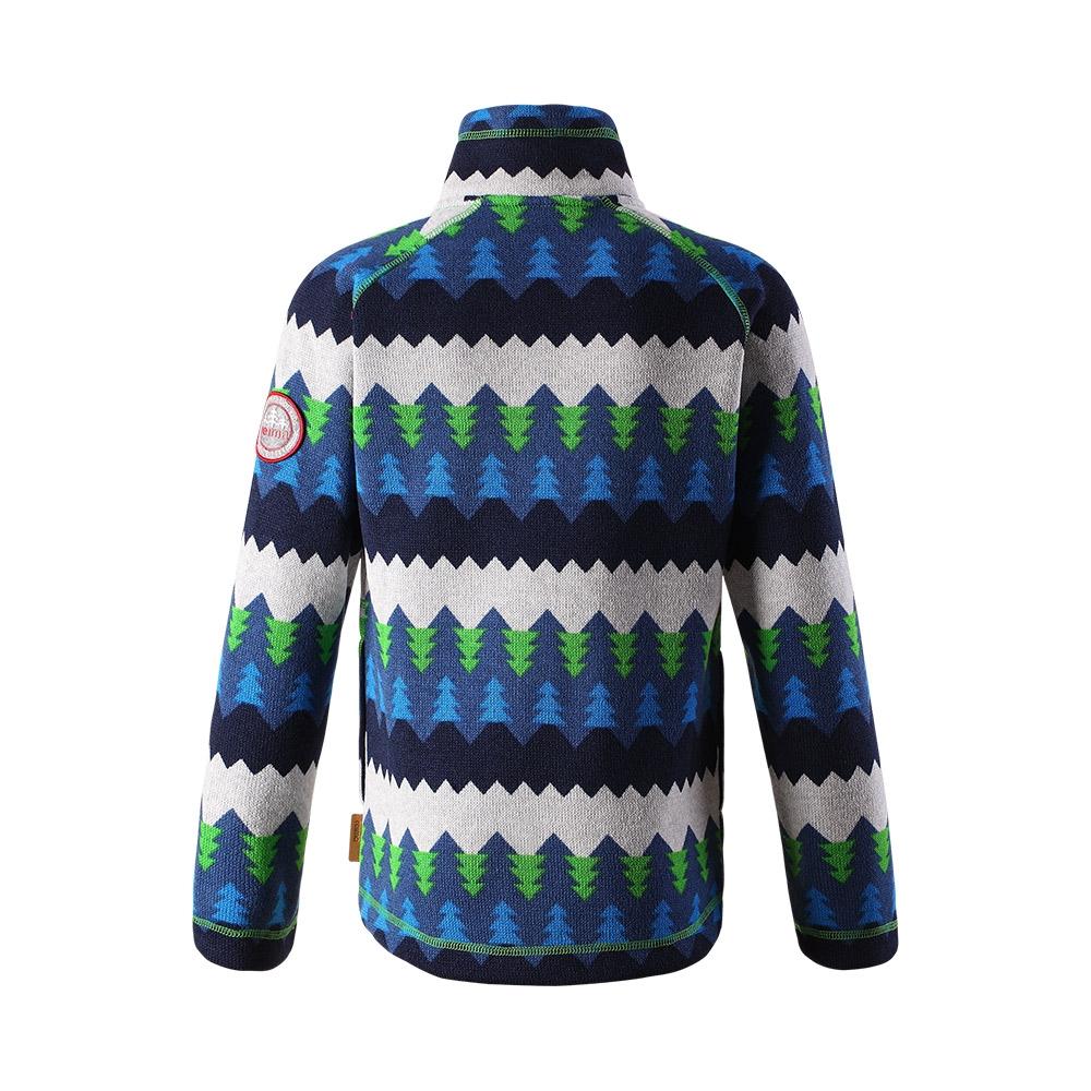 Reima Brollies Boys Fleece Blue/Green 2019