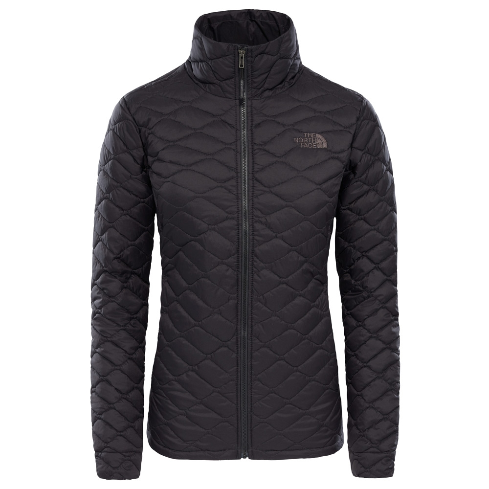 5cb2aac81781b The North Face Ws ThermoBall Jacket Black Matte 2019