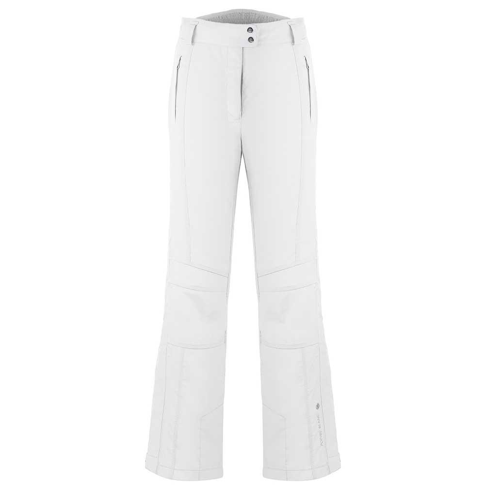 Poivre Blanc Softshell Pant White 2019