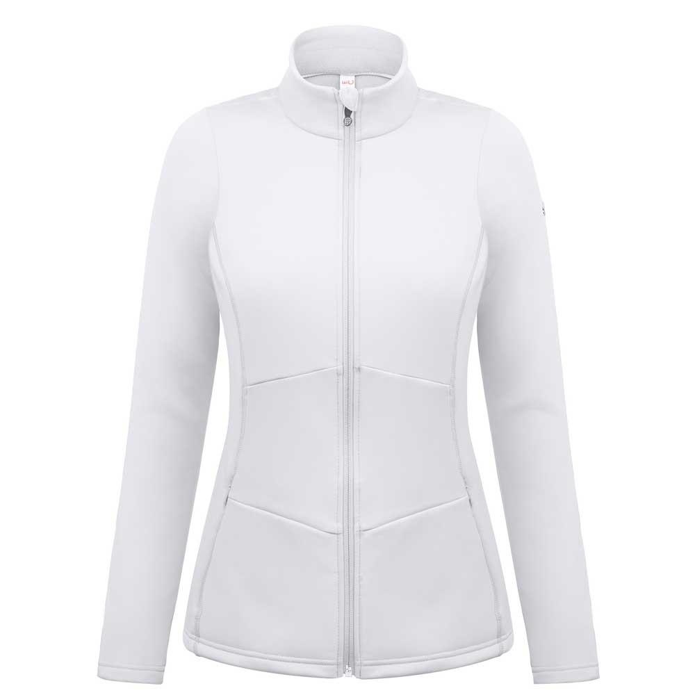 Poivre Blanc Stretch Fleece White 2019