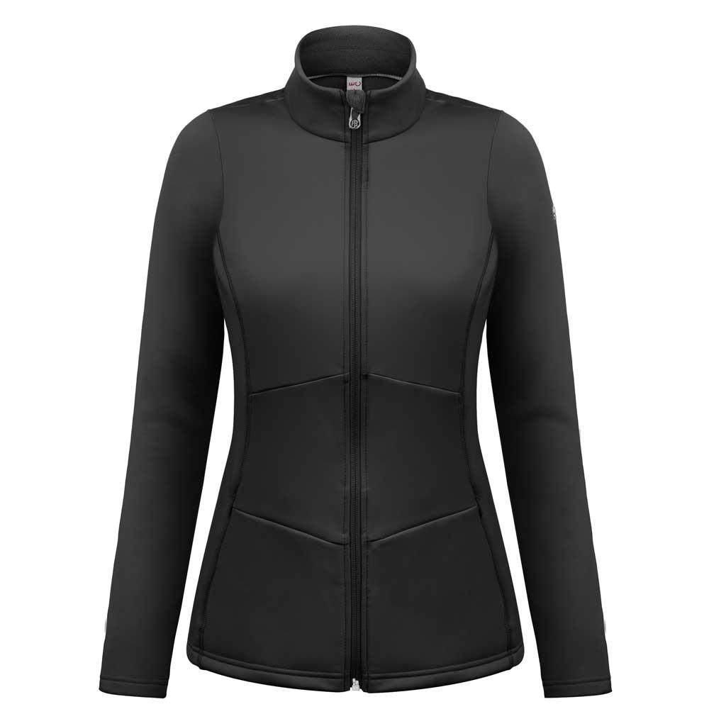 Poivre Blanc Stretch Fleece Black 2019