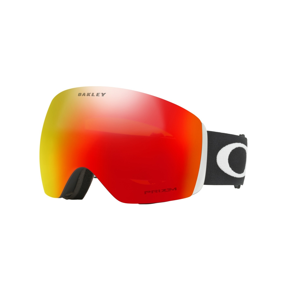 Oakley Flight Deck Matte Black with Prizm Torch Lens 2019