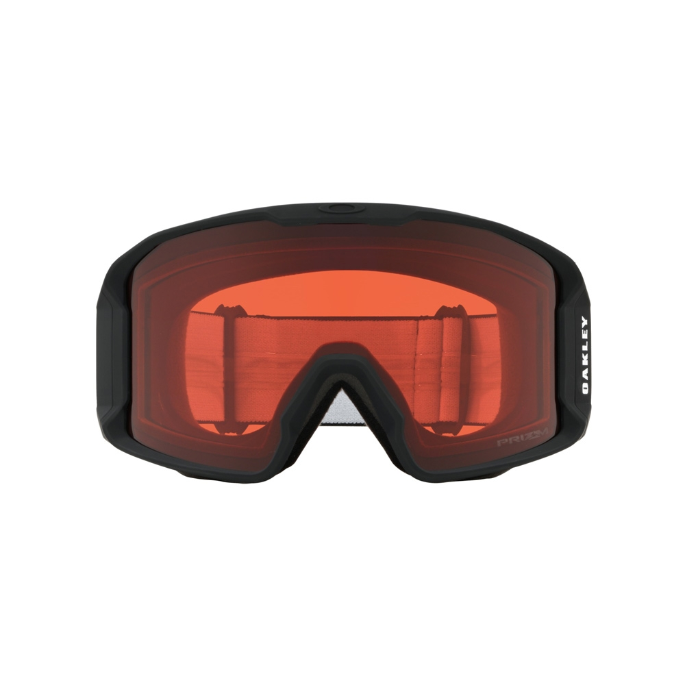 Oakley Line Miner Matte Black Goggle with Prizm Rose Lens 2019