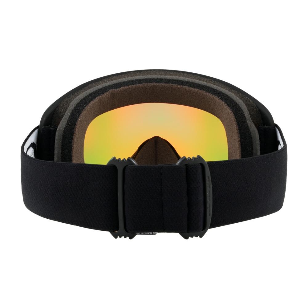 Oakley O Frame Matte Black Goggle with Fire Iridium lens 2019