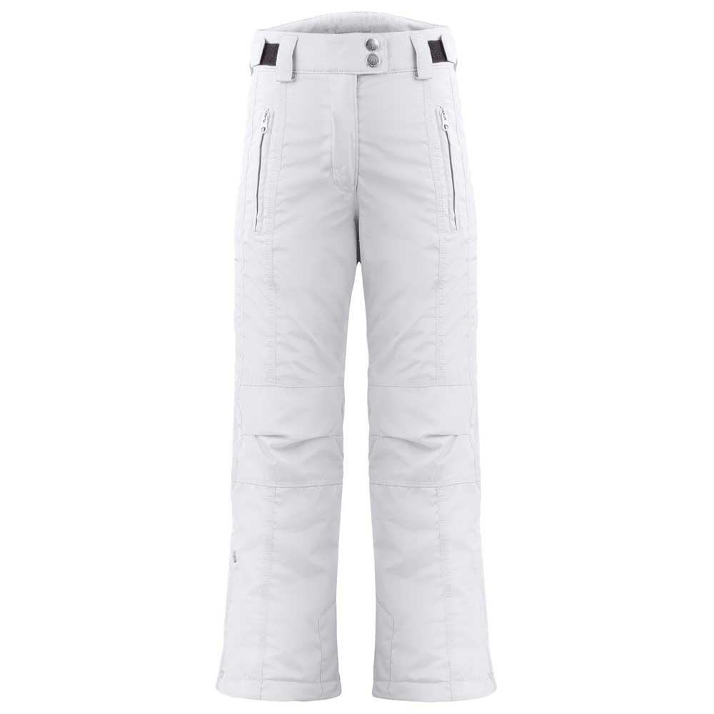 Poivre Blanc Junior Pant White 2019