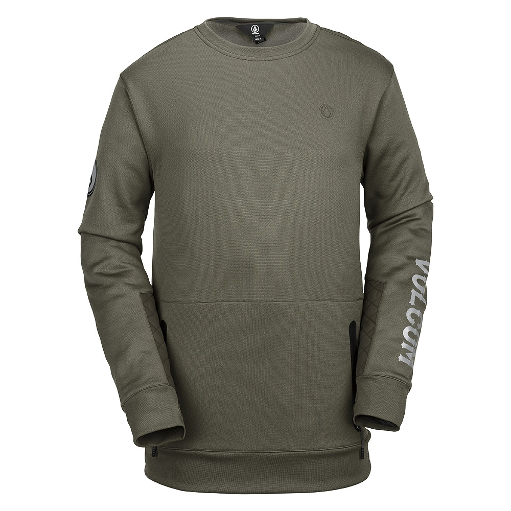 Volcom Pat Moore Mens Fleece Military 2019