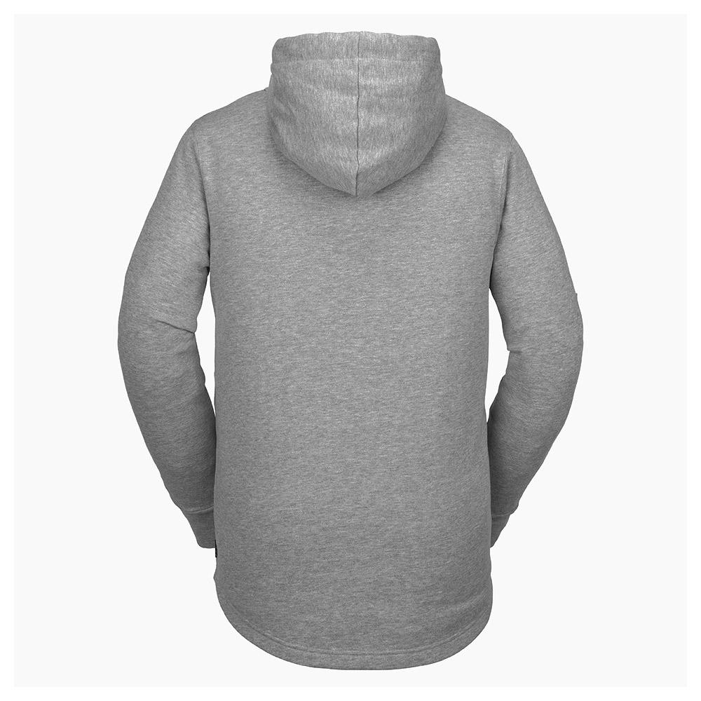 Volcom Cowl Mens Fleece Heather Grey 2019