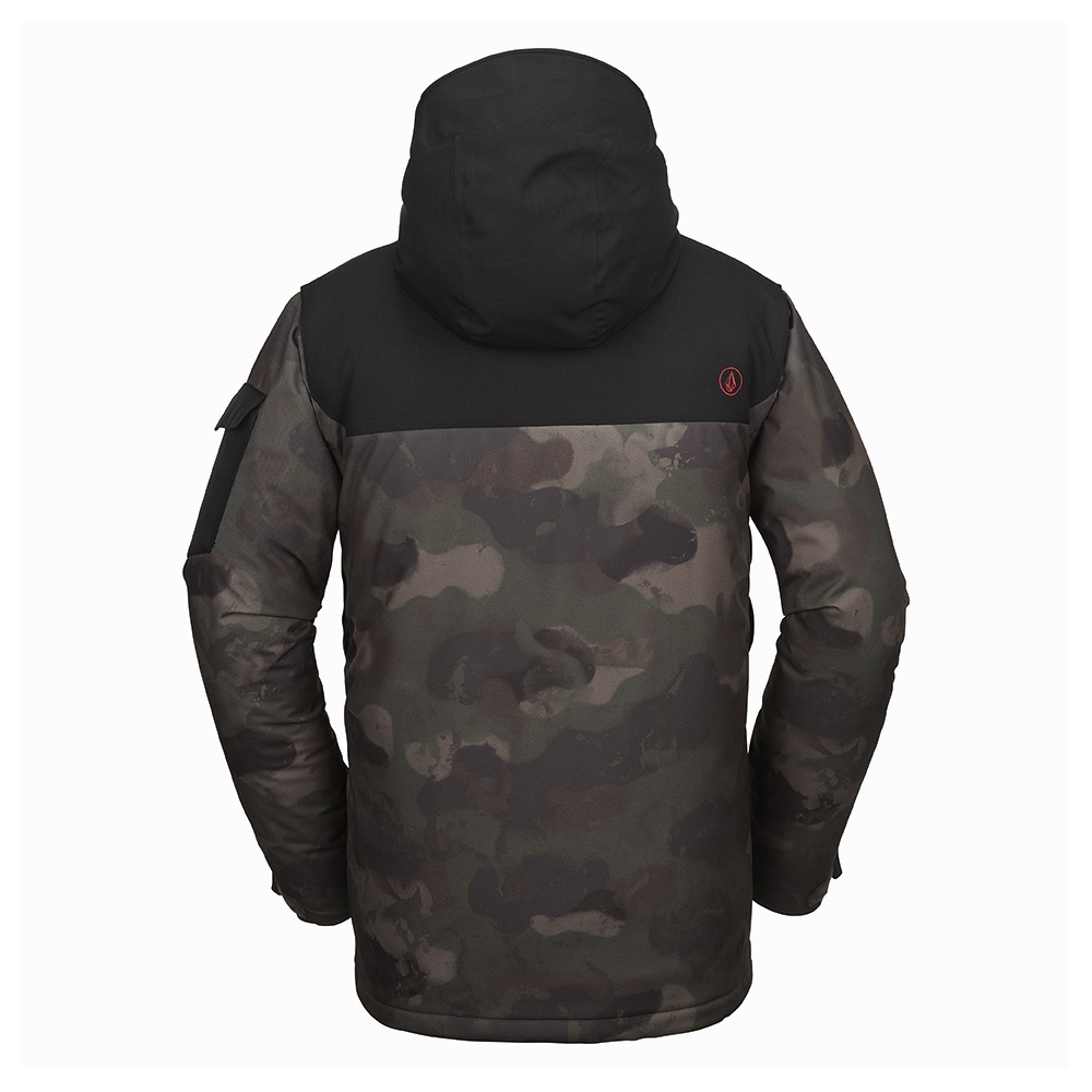 Volcom VCO Inferno Insulated Mens Jacket Camouflage 2019