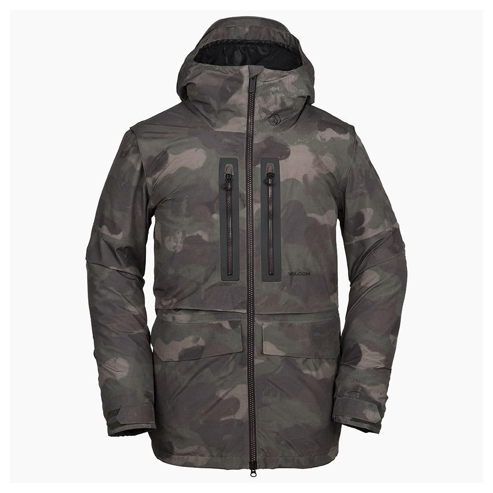 Volcom Stone Gore Tex Mens Jacket Camouflage 2019