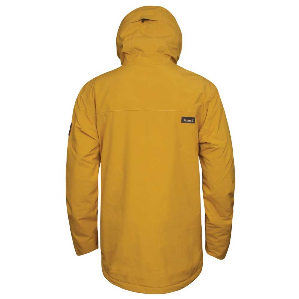 Planks Good Times Insulated Jacket Mustard 2019