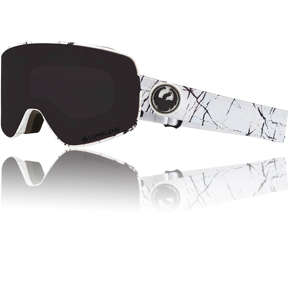 Dragon NFX2 Jossi Wells Signature Goggle with Dark Smoke Luma Lens plus Spare Lens 2019
