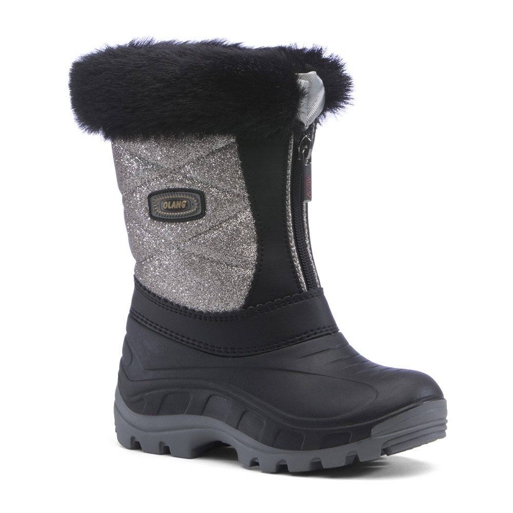 Olang Nancy Kid Lux Boot Silver 2019
