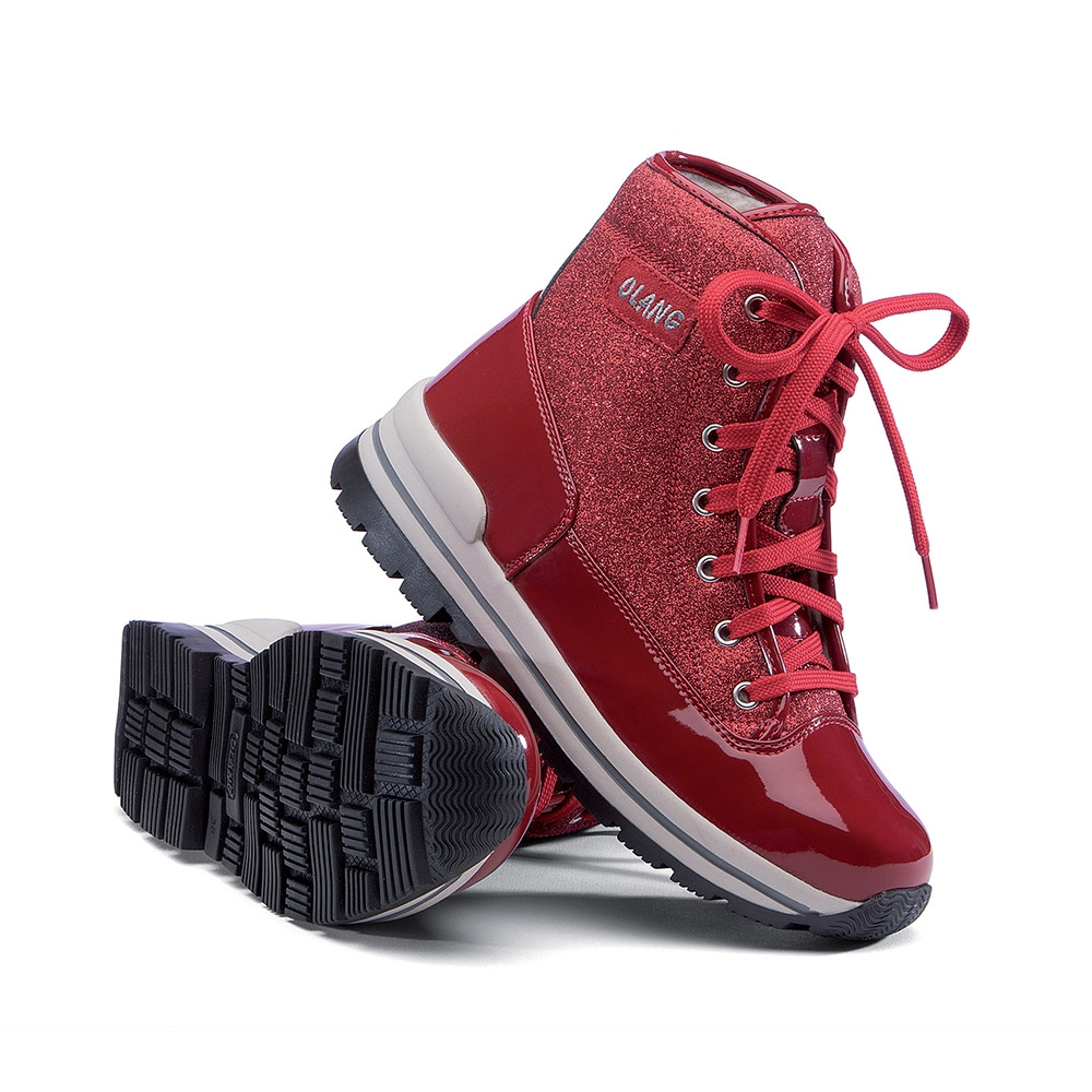 Olang Pop Kid Boot Red 2019