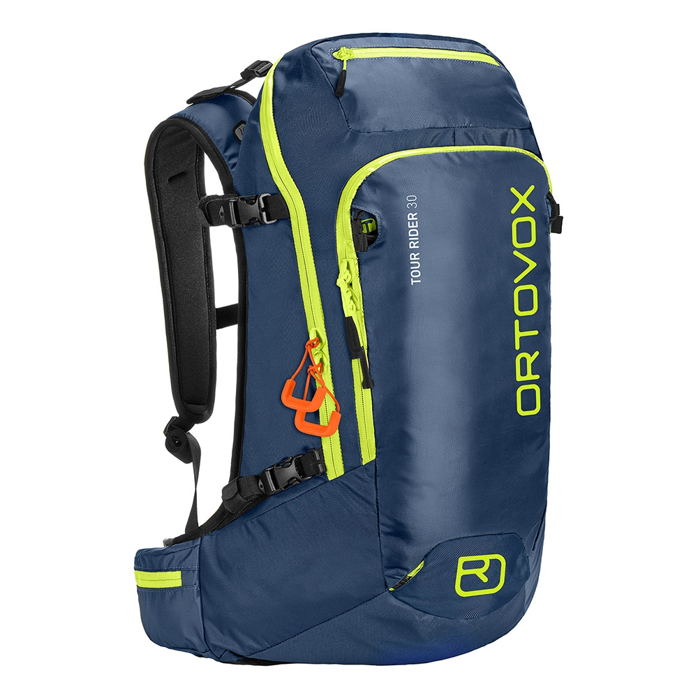 98229baa4ce8 Ortovox Ascent 32L Backpack Blue Sea 2019 - Snowtrax