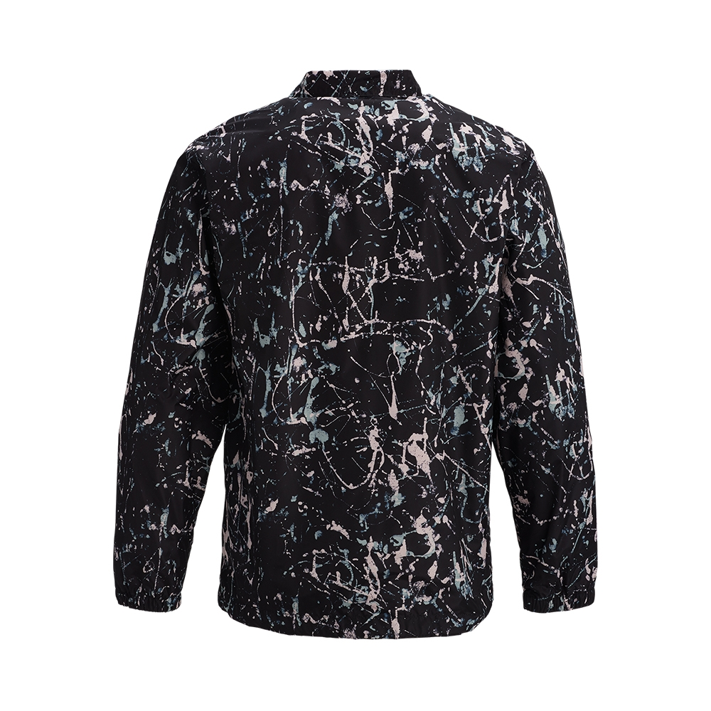 Analog Sparkwave Jacket Splatter Camo 2019