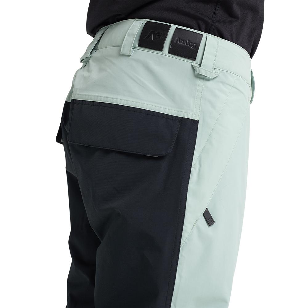 Analog Cinderblade Pant Aqua Gray / Black 2019
