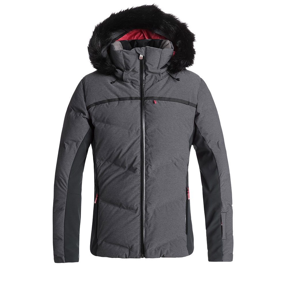 Roxy Snowstorm Jacket True Black 2019