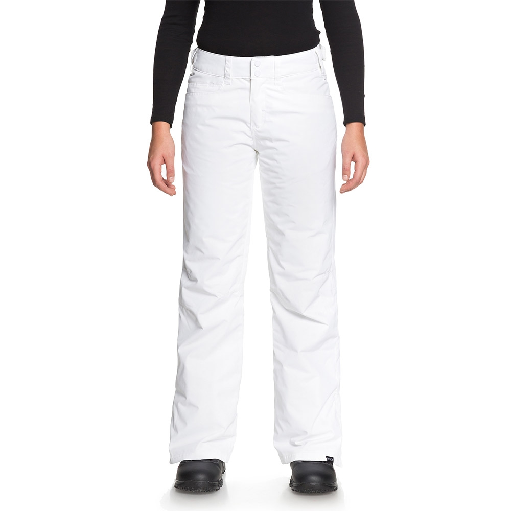 Roxy Backyard Pant Bright White 2019