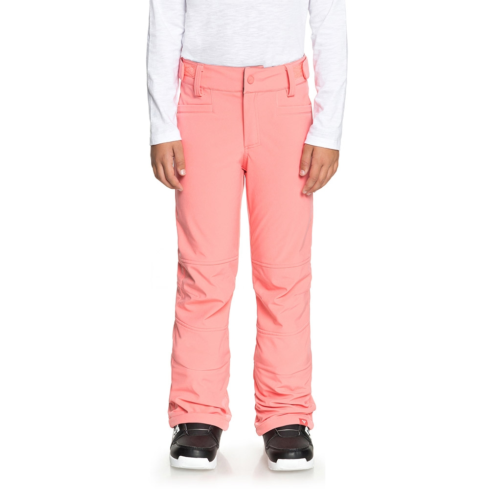 Roxy Creek Girl Pant Shell Pink 2019