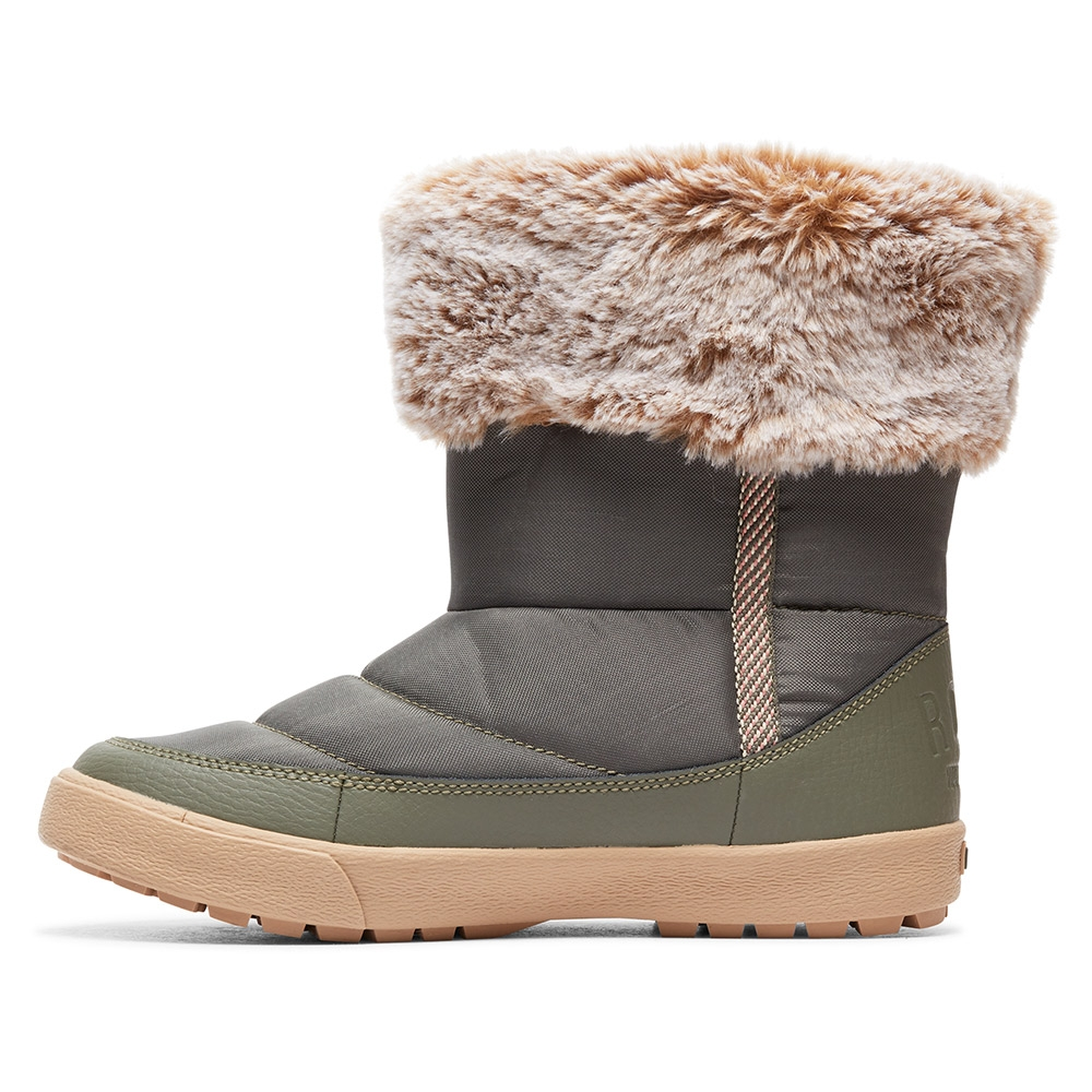 Roxy Juneau Boot Olive 2019