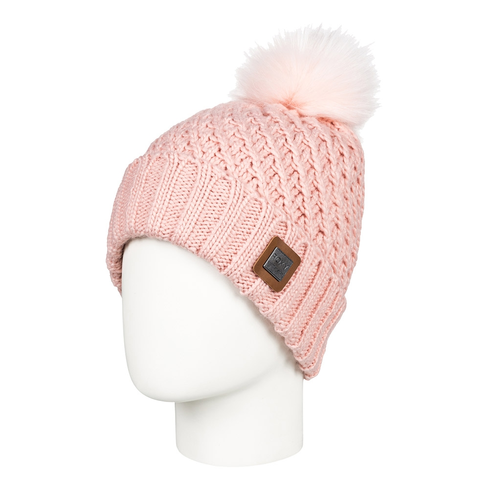 Roxy Blizzard Beanie Coral Cloud 2019