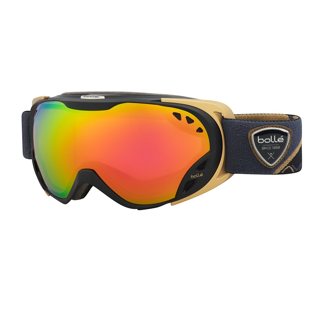 Bolle Duchess Goggle Black and Gold/Rose Gold 2019