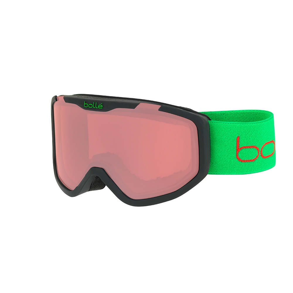 Bolle Rocket Goggle Matte Black Bear Vermillion 2019