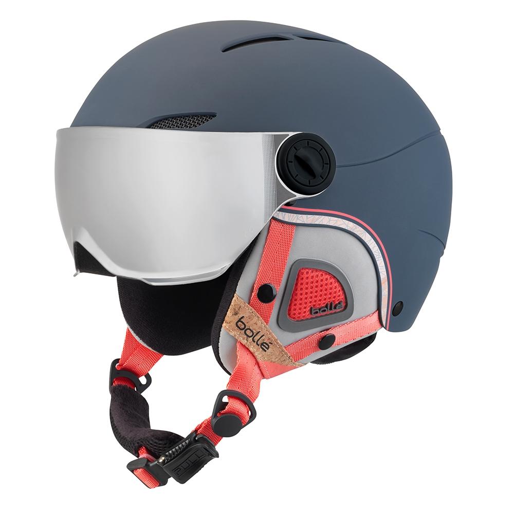 Bolle Juliet Visor Helmet Navy/Rose 2019