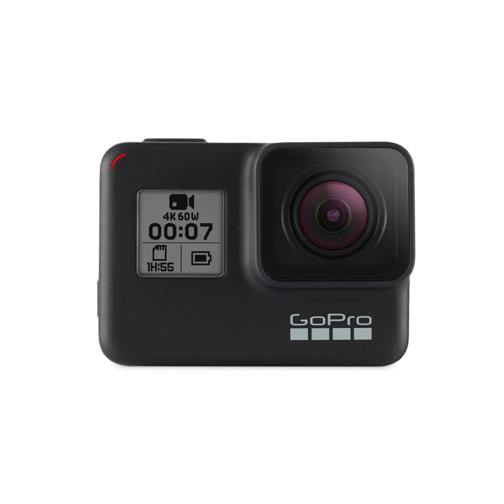GoPro HERO7 Black 4K Action Camera with SD Card Bundle
