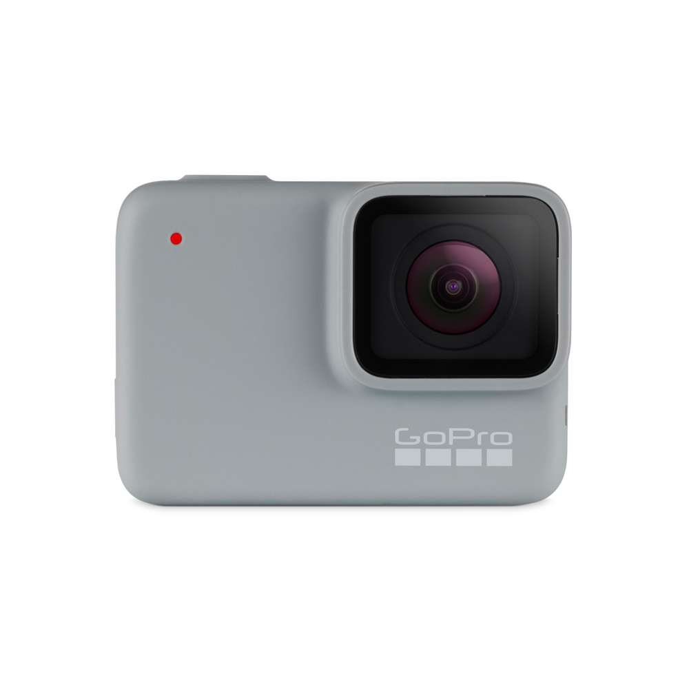 GoPro HERO7 White HD Action Camera - Front View