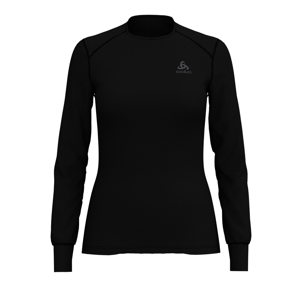 Odlo Active Originals WARM Womens Crew Black 2019