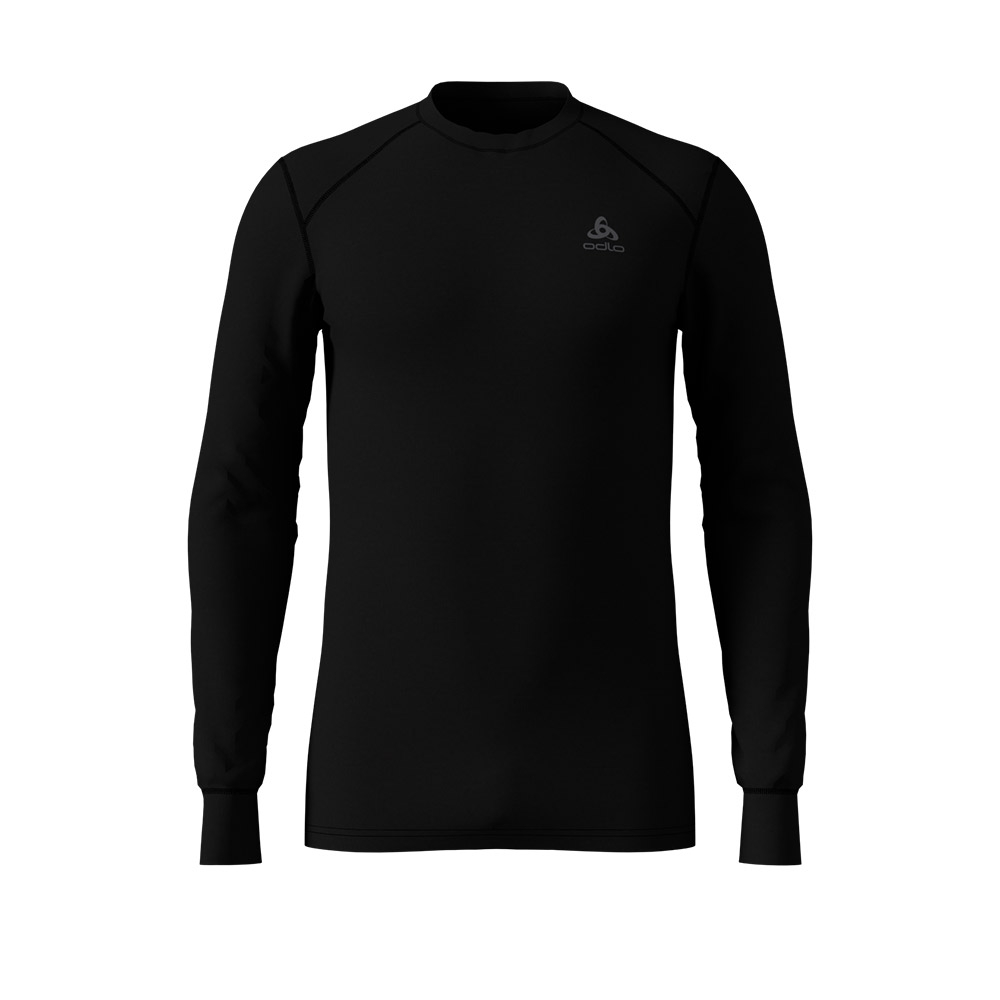 Odlo Active Originals Warm Mens Crew Black 2019