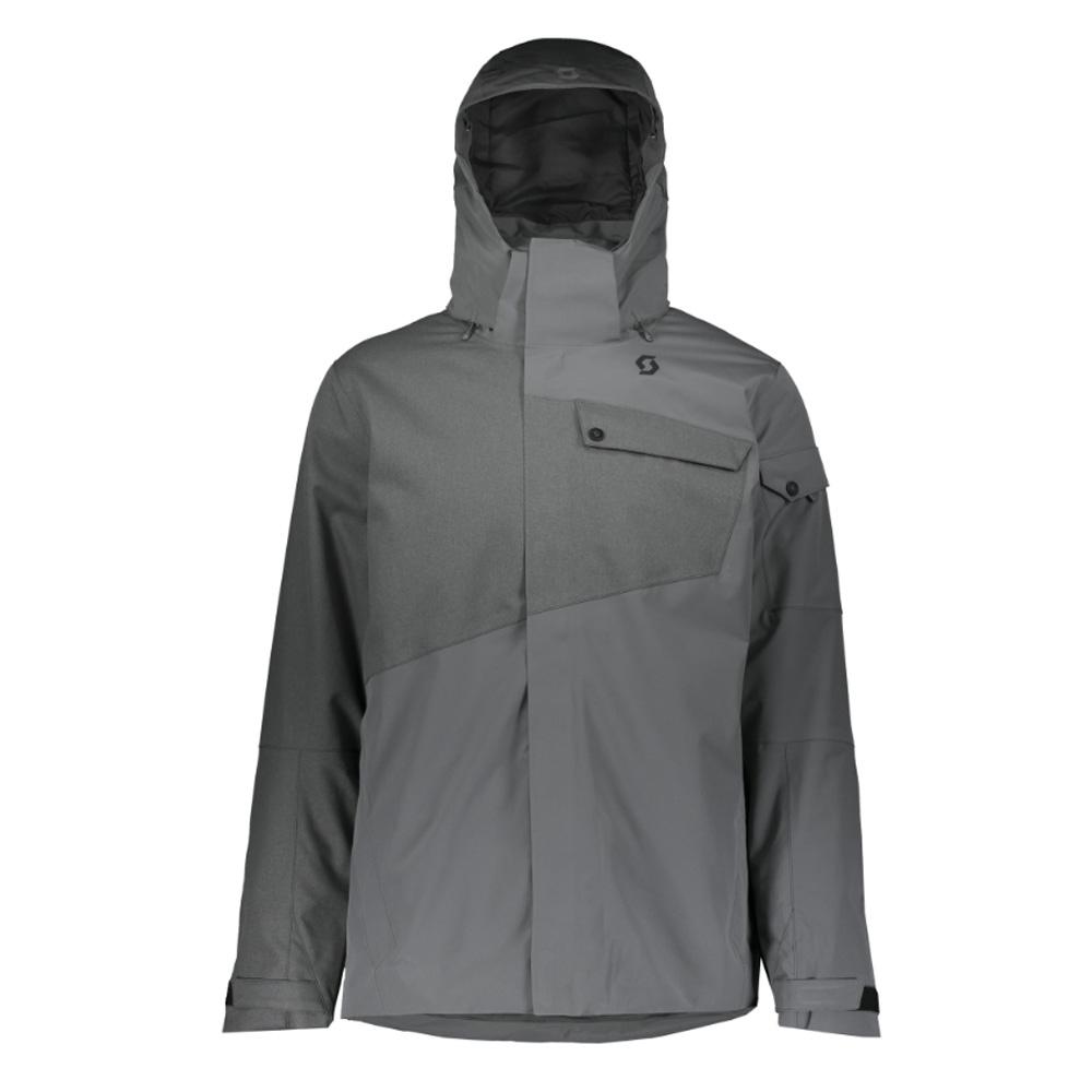 Scott Ultimate Dryo 30 Jacket Iron Grey Oxford/Iron Grey 2019