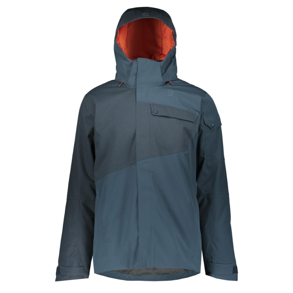 Scott Ultimate Dryo 30 Jacket Nightfall Blue Oxford/Nightfall Blue 2019