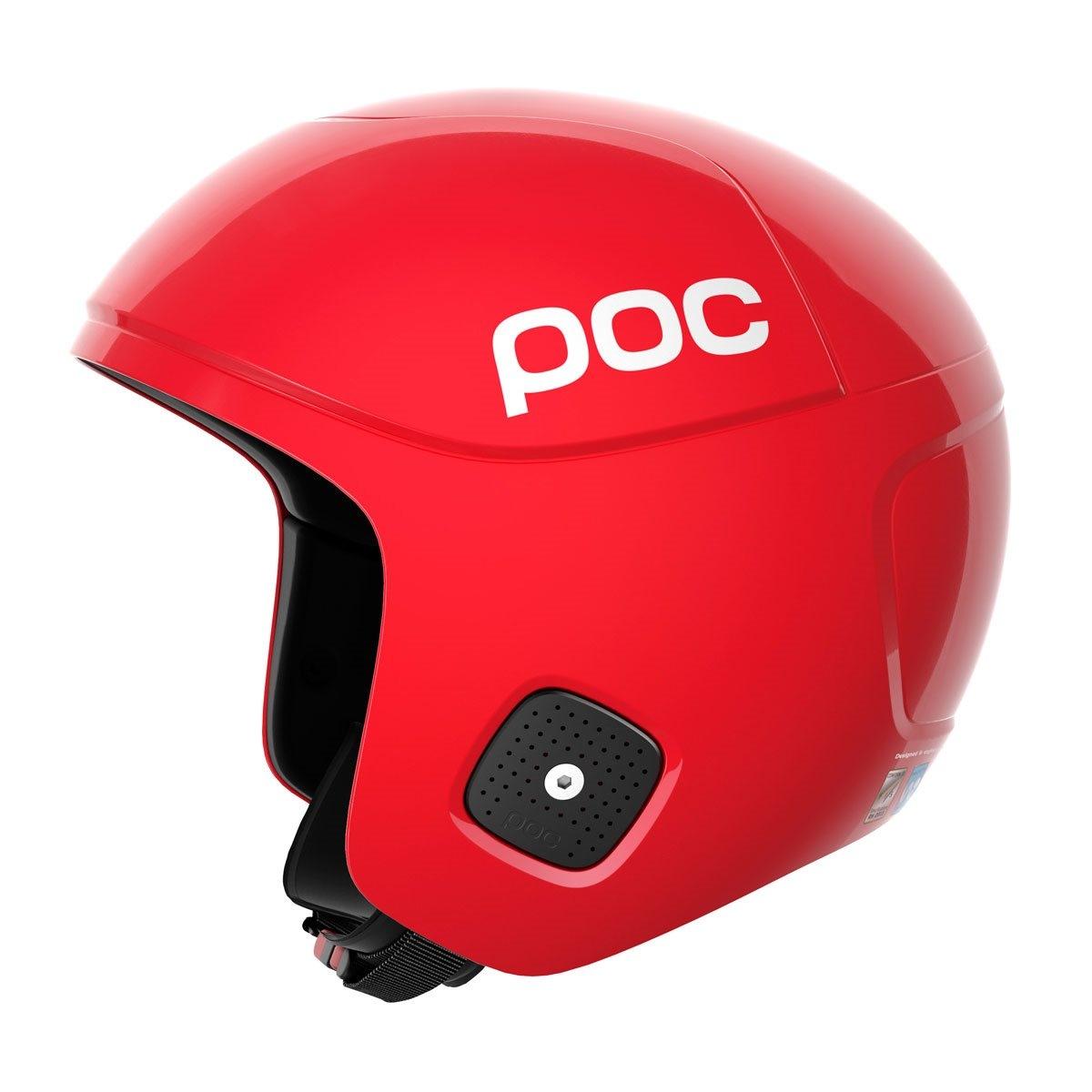 POC Skull Orbic X SPIN Helmet Bohrium Red 2018