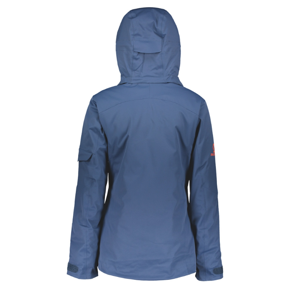 Scott Ultimate Dryo 30 Womens Jacket Denim Blue 2019