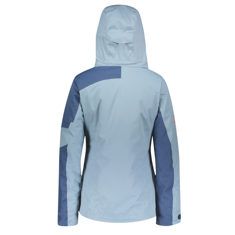 Scott Ultimate Dryo 30 Womens Jacket Denim Blue/Blue Haze 2019