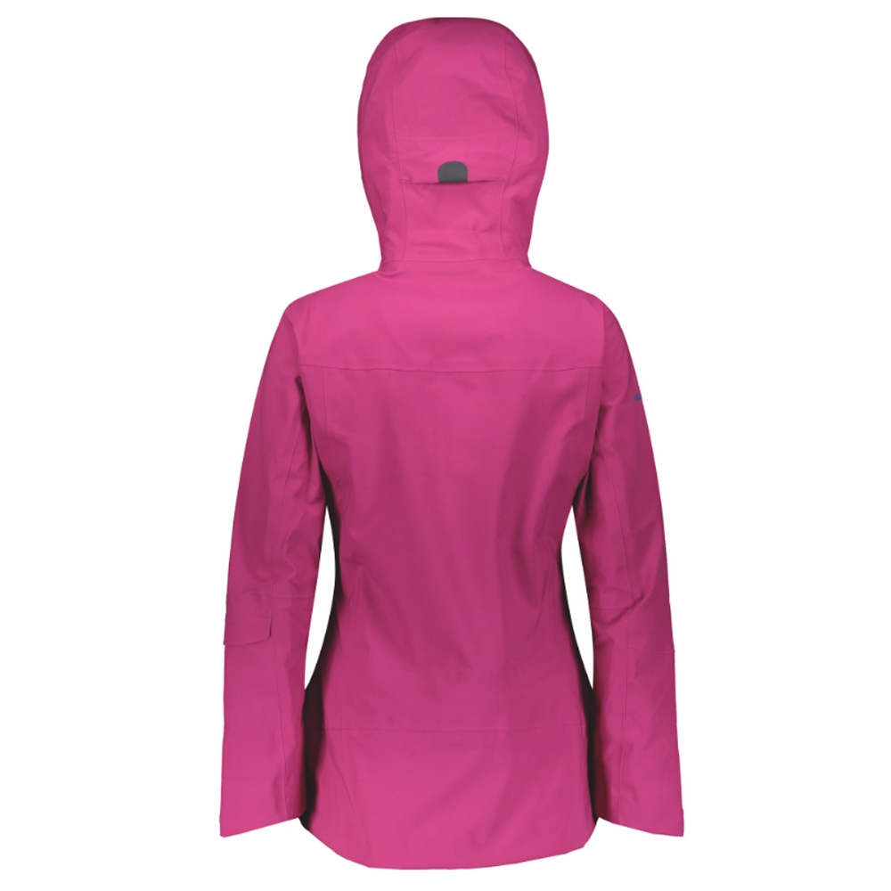 Scott Vertic GTX 3L Womens Jacket Festival Purple 2019
