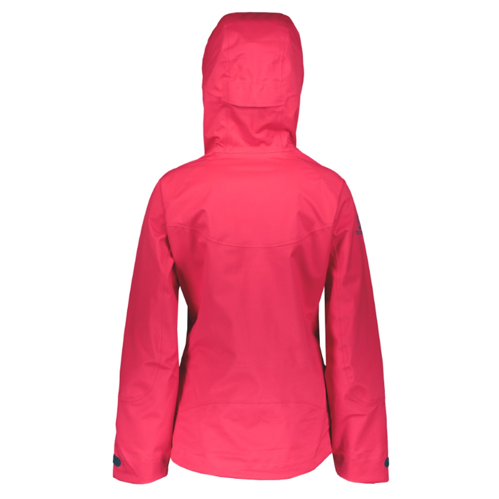 Scott Explorair 3L Womens Jacket Hibiscus Red 2019