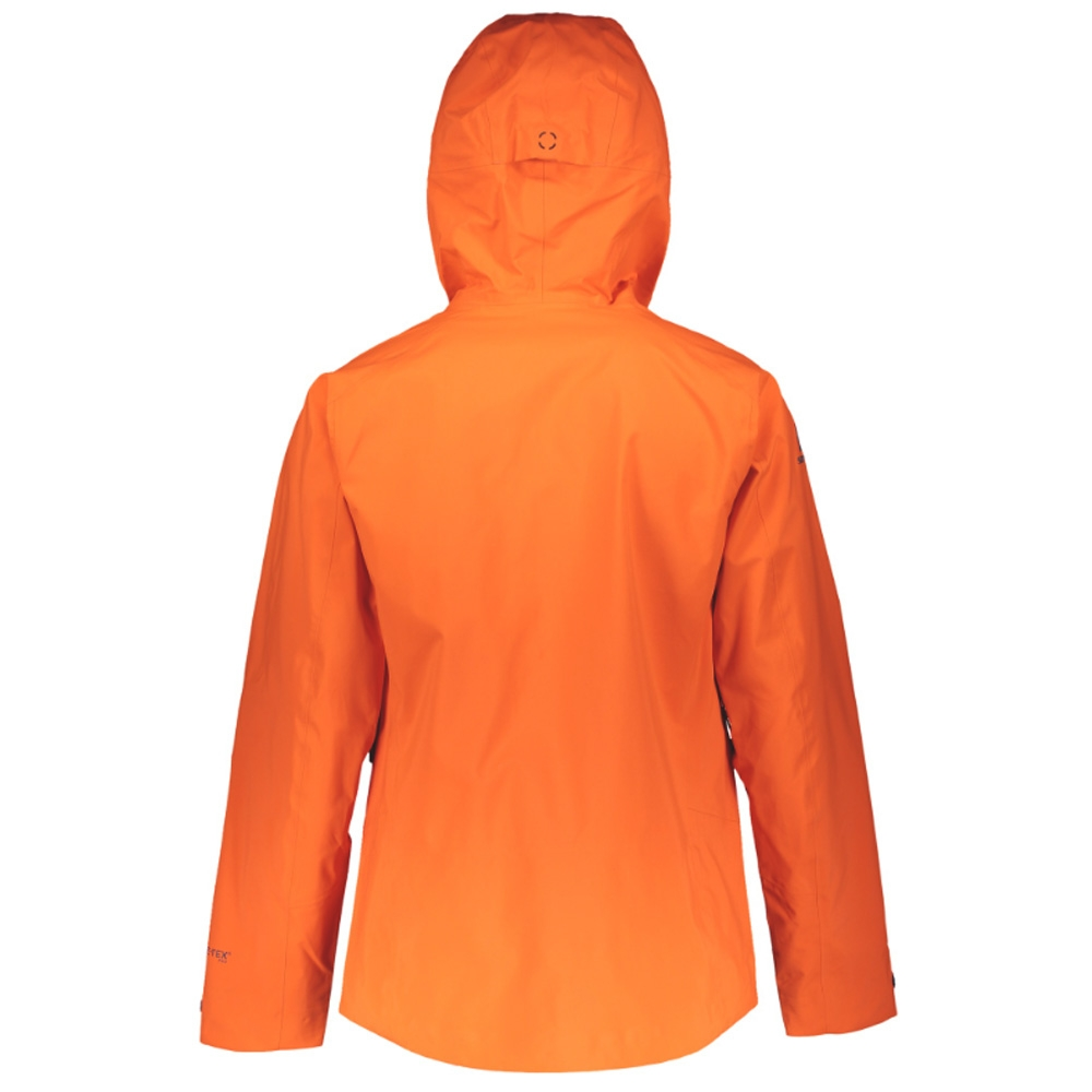 Scott Explorair Pro GTX 3L Jacket Tangerine Orange 2019