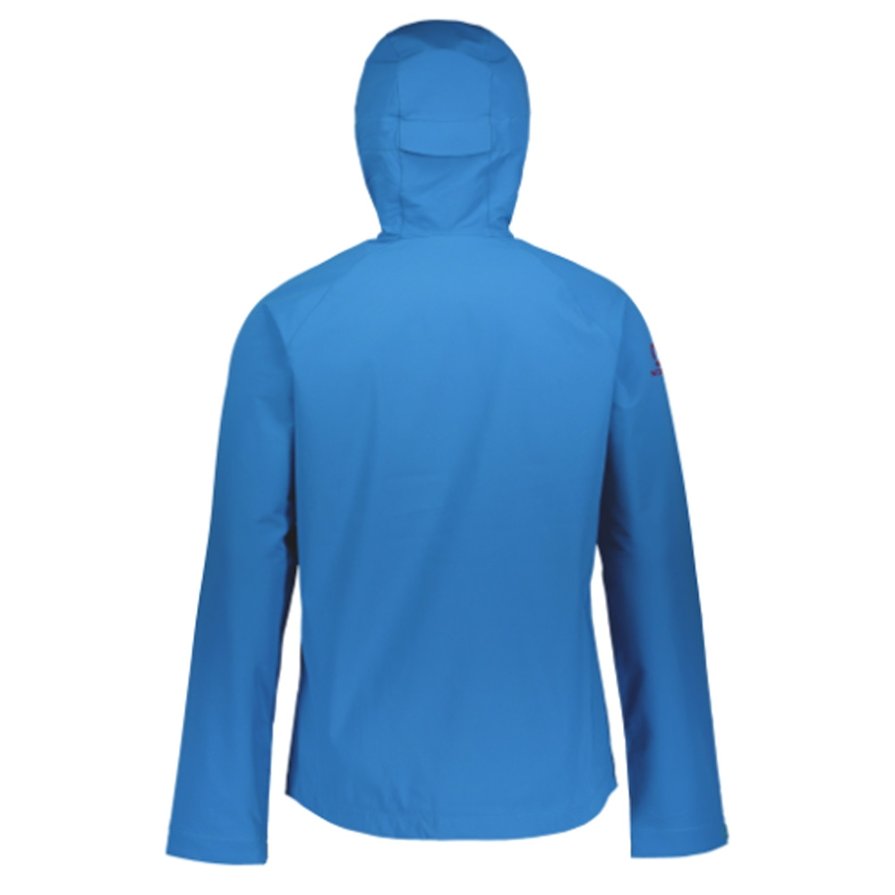Scott Explorair Ascent Jacket Mykonos Blue 2019